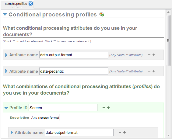 5 Applying Conditional Processing Profiles To The Ebooks